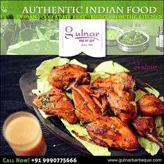 Indian Food Restaurants: Indian sustenance has been the favored sustenance selection of Indians and individuals from over the world as a result of its remarkable fragrance and sound flavors.