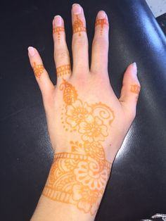 New Henna Henna Hand Tattoo Hand Henna Body Art