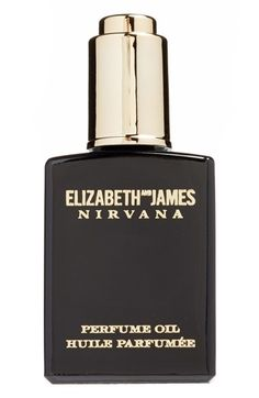 Elizabeth and James 'Nirvana Black' Perfume Oil available at #Nordstrom