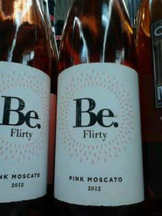 Wish I liked wine...would get it for the name