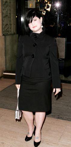 Kelly Osbourne Photo - National Television Awards 2005 - Arrivals