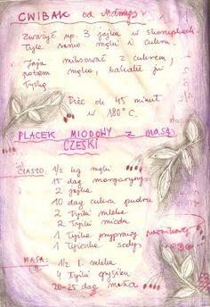 moje atoto: Książka kucharska cz.I Polish Recipes, Food And Drink, Cooking, Smoothie, Cupcake, Bakken, Kitchen, Polish Food Recipes, Cupcakes