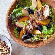 Summer grilled chicken salad | Easy chicken ideas