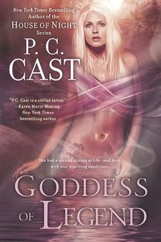 PC Cast-Goddess of Legend. If you like twists on old tales definitely a good one. I enjoyed this thouroughly