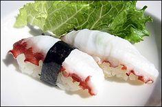 #Tako-sushi #Japon #cuisine #Magazine Source de l'image : gourmetsleuth.com