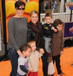 Gay And Lesbian Families Celeb