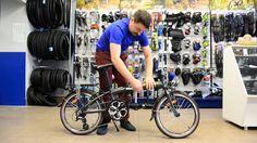 Как выбрать складной велосипед?