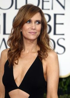 Kristen Wiig - gorgeous & funny. The kind of girl we all need as a bestie.