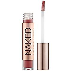 Favorite nude pink gloss in the shade LIAR!  Smooth, non-sticky and peppermint fresh! Love this gloss!  Shine for dayyys!