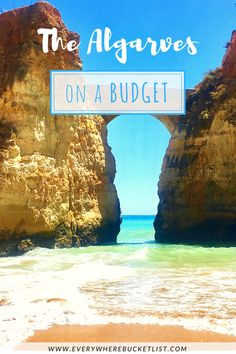 The Algarves In Portugal Is A Great Summer Destination Especially If You Are On