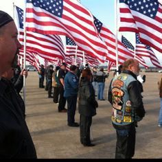 SE Texas Patriot Guard Riders
