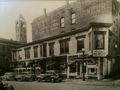 Nelson's Candy, its final location in Lowell, at 56 Palmer Street (1947-1953). Its first location was at 68 Merrimack St. (opened 1911 by Allen Mack Nelson & wife Annie E (Downes) Nelson). In 1954, they moved the business to Chelmsford,MA, opening Mrs. Nelson's Candy House at 292 Chelmsford Street. They retired soon after, passing the business to son & daughter-in-law, Allen Downes & Alice (Tully) Nelson.