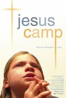 Jesus Camp by Rachel Grady and Heidi Ewing (Social issue: religious fundamentalism in America)