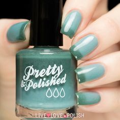 Pretty & Polished Tomboyish Nail Polish