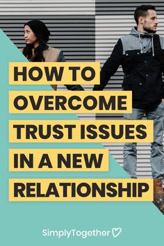 It's hard to trust someone you barely know. Bad experiences from the past only complicate matters. These are the strategies that helped me get over trust issues in my relationship. Trust In Relationships, Relationship Issues, Trust Issues, Get Over It, Help Me, The Past, Feelings, News, Quotes