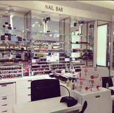 Cool Salons: The Nail Bar at Nordstrom Fashion Island | Salon Fanatic