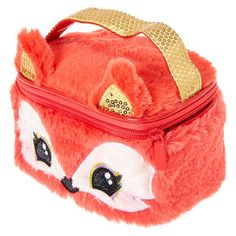 Plush Fox Train Make Up Case, – Outfit Inspiration & Ideas for All Occasions Tween Girls, Toys For Girls, Minnie Mouse Toys, Unicorn Fashion, Unicorn Makeup, Baby Girl Toys, Cute Notebooks, Cute School Supplies, Cute Stationery