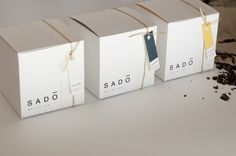 Sado Tea - Emma Goddard Portfolio - The Loop