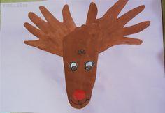 reindeer /ren amprente mana