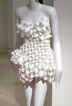 If It's Hip, It's Here: Paper Fashions Preview : Pratt + Paper & Ralph Pucci