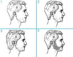 By GQ Editors Feel the burns with these tips from Miles Elliot ofFreemans Sporting Club Barber in New York City 1.THE 'BURNS BRAZILIAN Sideburns are the eyebrows of your jawline: Without them, you look ridiculous. 2.THE SWEET SPOT Just above the middle of the ear.