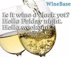 Happy wine weekend #winelovers