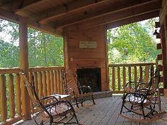 A True Private/Convenient Log Hideaway-Misty Mountain-Many Upgrades!!!  Nice but no view