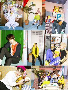 "Block B  special single ""Yesterday"""