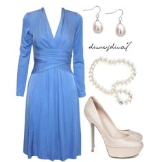 """Something Blue"" by disneydiva7 on Polyvore"