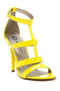 6c9c9234f33d Michael Antonio Jaslene High Heel Shoes World