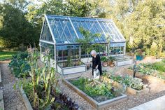 Superior Quality Greenhouses by Design | UK | Cultivar Greenhouses Contemporary Greenhouses, Greenhouse Cost, Potager Garden, Class Design, Ventilation System, Grow Your Own, Modern Materials, Superior Quality, Plants