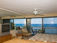 My favorite condo unit at Lahaina Shores ~ I'll be staying in this unit for the second time.