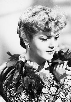 Angela Lansbury before her Murder, She Wrote days.  Angela Brigid Lansbury, CBE (born 16 October 1925) is a British-Americanactress and singer in theatre, television and films. Her career has spanned seven decades and earned an unsurpassed number of performance Tony Awards (tied with Julie Harris and Audra McDonald), with five wins... .