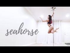 Seahorse Tutorial | Pole Diaries - YouTube