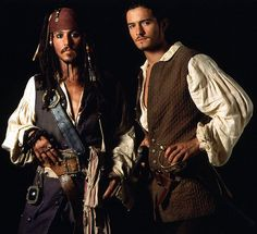 Jack and Will by ❦Christine & The Phantom, via Flickr - http://www.flickr.com/photos/40056929@N00/570321231/#