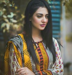 Sara Khan Pakistani, Pakistani Girl, Pakistani Actress, Pakistani Fashion Casual, Pakistani Models, Pakistani Outfits, Senior Girl Poses, Girl Photo Poses, Stylish Dress Designs