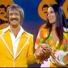 Sonny and Cher. Another cheesy variety show that we all watched in the 70s