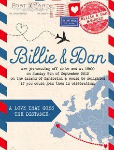 Wedding Theme on Pinterest | Travel Themed Weddings, Travel ...