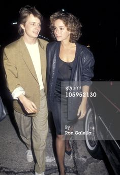 MJF & Jennifer Grey