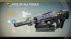Bungie sends exclusive exotic 'Destiny' weapon to player ...