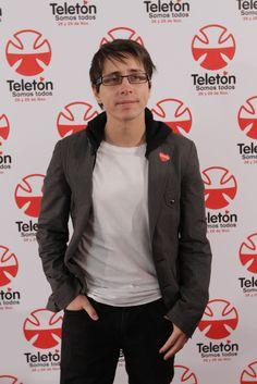 Karol Lucero en el lanzamiento de Teletón 2014.