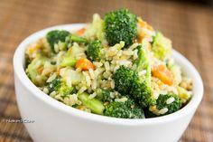 Broccoli Power Bowl - #vegan