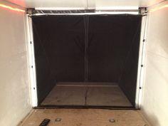Rear Screen for Toy Hauler Ramp Door Enclosed Trailer RV in eBay Motors, Parts & Accessories, RV, Trailer & Camper Parts | eBay