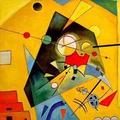 Quiet Harmony, 1924 Wassily Kandinsky