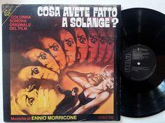 popsike.com - ENNIO MORRICONE - COSA AVETE FATTO A SOLANGE ? - ITALY OST 33T LP NM - auction details