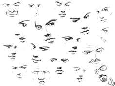 FaceS by Al-Muhajir.deviantart.com on @DeviantArt