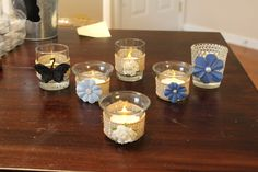 Tealight Candle Decorations