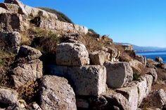 Lebedos – heiße Quellen und Dionysosfest in der Antike