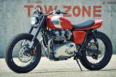 Triumph x Mule Motorcycles