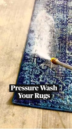 Household Cleaning Tips, House Cleaning Tips, Spring Cleaning, Cleaning Hacks, Diy Cleaners, Cleaners Homemade, Flylady, Pressure Washing, Clean Clean